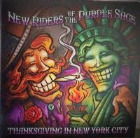 New Riders Of The Purple Sage ‎– Thanksgiving in New York City - Black Friday 2019